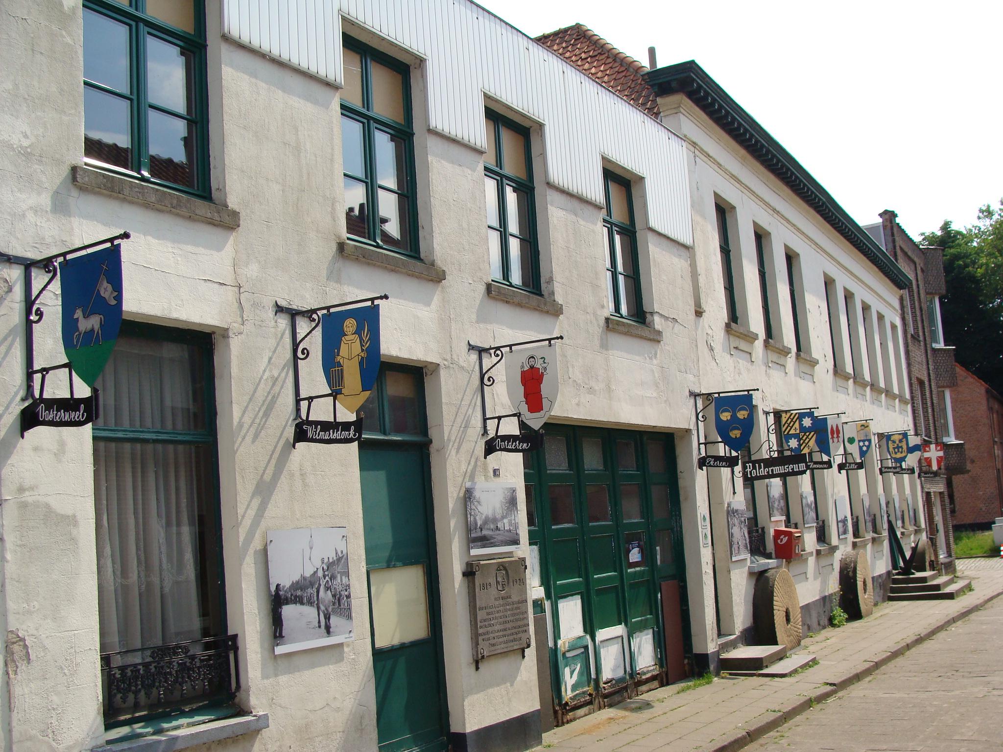 Wintersluiting Poldermuseum Lillo