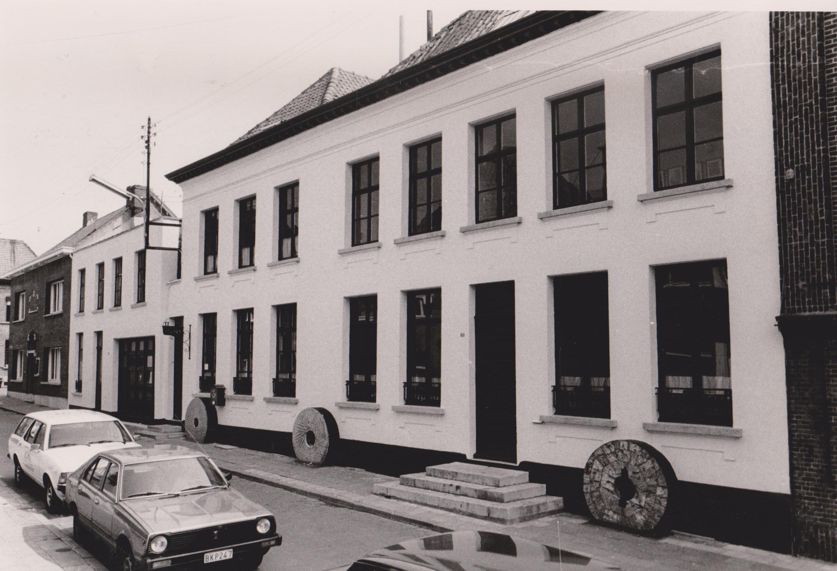 Poldermuseum Lillo 55 jaar jong