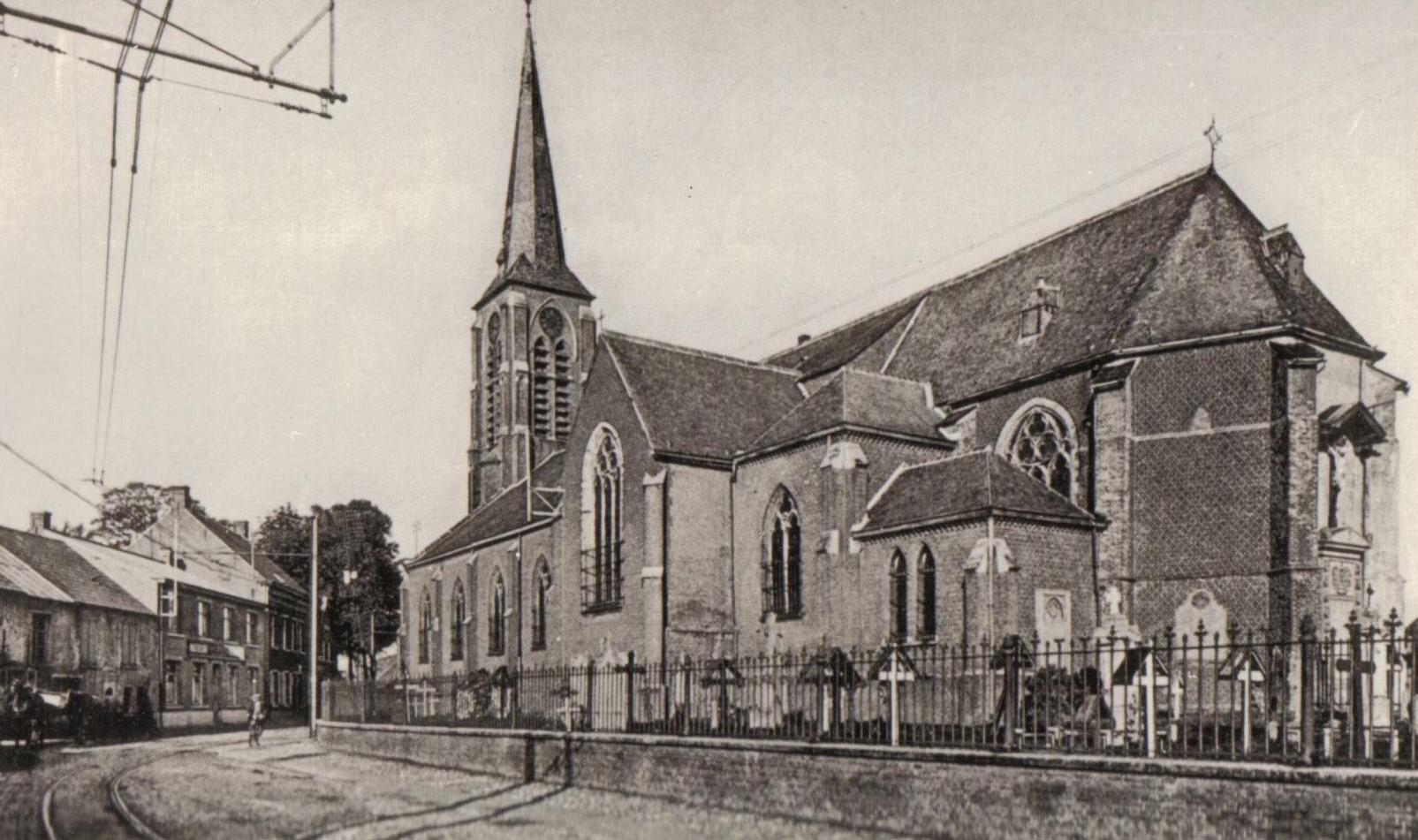 De kerk van Berendrecht